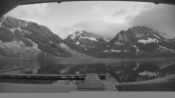 Schwarzsee - Hotel and lake