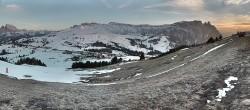 Seiser Alm - panoramic view