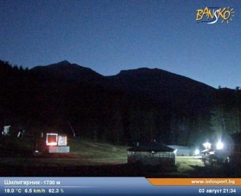Skigebiet Bansko: Shiligarnika