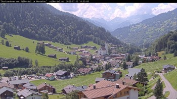 Silbertal im Vorarlberg