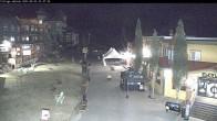Silver Star Mountain Resort Blick auf das Dorf