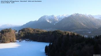 Ski flying hill Oberstdorf