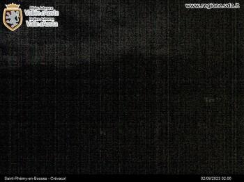 Ski run Crévacol