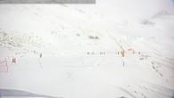 Ohau Snowfields - Snow Mat Slope