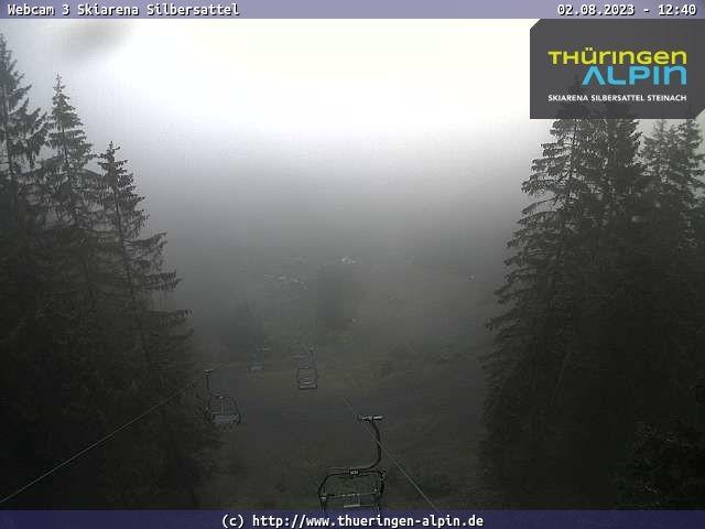 webcam skiarena silbersattel sessellift 832 m th ringer wald livecam live stream. Black Bedroom Furniture Sets. Home Design Ideas
