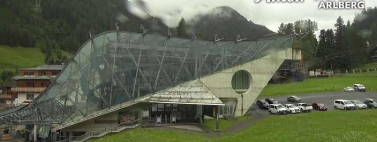 Skicenter Galzigbahn - St. Anton
