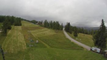 Skigebiet auf der Hochrindl