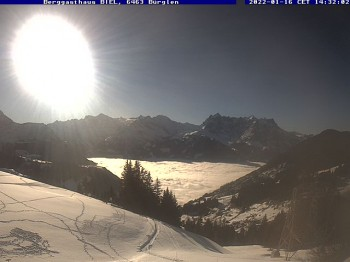 Skigebiet Biel-Kinzig - Berggasthaus Biel