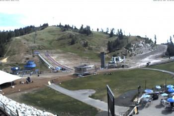 Skigebiet Bogus Basin Talstation