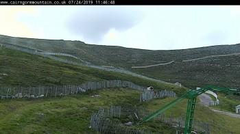 Skigebiet Cairngorm Mountain - Loch Morlich
