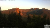 Skigebiet Cerreto Laghi - Passo del Cerreto - Monte La Nuda