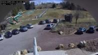Skigebiet Champ du Feu - Blick auf die Slalom Piste