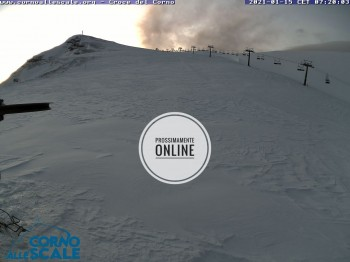 Skigebiet Corno alle Scale - Corno Croce