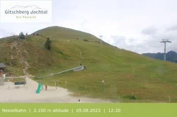 Gitschberg-Jochtal: Übungsgelände Nesselbahn