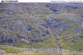 Skigebiet Glencoe Mountain - Cliffhanger Sessellift