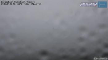 Skigebiet Niedere bei Andelsbuch