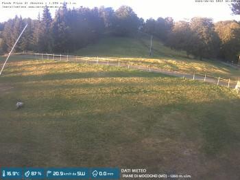 Skigebiet Piane di Mocogno - Mittelstation 1