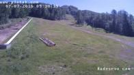 Skigebiet Platak - Blick auf den Radesevo