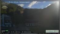 Skigebiet Pratospilla - Talstation