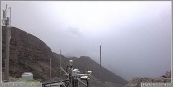 Skigebiet Sella Nevea - Bovec Kanin - Blick nach Osten