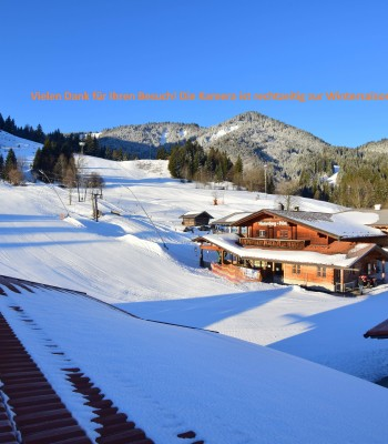 Unterammergau: Skigebiet Steckenberg