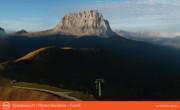 Skigebiet Val Gardena - Gröden - Bergstation Dantercepies