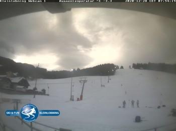 """Skiing area """"Kleinlobming"""""""