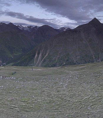 Skiresort Vent - Ötztal Alps