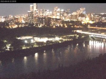 Skyline Edmonton, Alberta