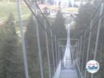 Skywalk at ski resort Sattel Hochstuckli
