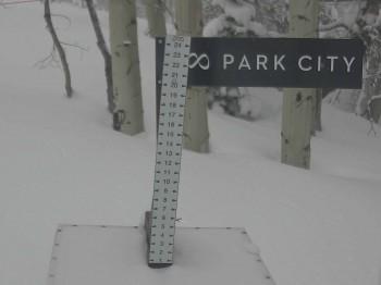 Snow Stake Park City