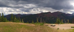 Snowmass Mountain Elk Camp Summit