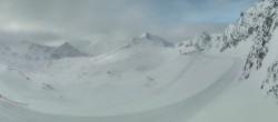 Snowpark am Stubaier Gletscher