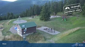 Spindlermühle: Bergstation Sessellift Svaty Petr