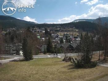 Spindlermühle: Hotel Start