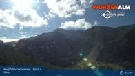 Panoramabild Wurzeralm Bergstation