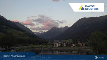 Sport center Klosters