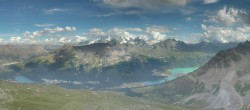 St. Moritz / Piz Nair Bergstation
