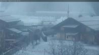 Grand Bornand: Blick ins Biathlonstadion