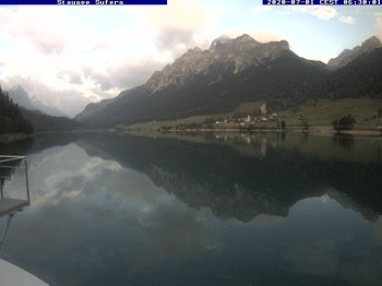 Stausee Sufers