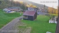 Sturmer Bournak ski resort - parking lot