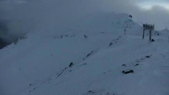 Bergstraße, Skigebiet Mt. Hutt