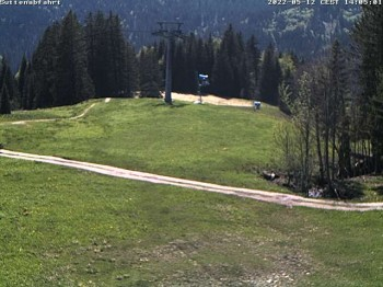 Sutten ski slope