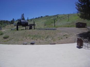 Tahoe Donner Downhill - Ski Lodge