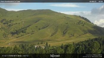 Talstation Alpe di Lusia Moena