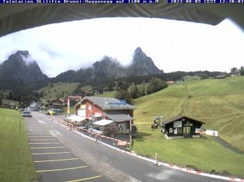 Talstation Skilifte Brunni-Haggenegg