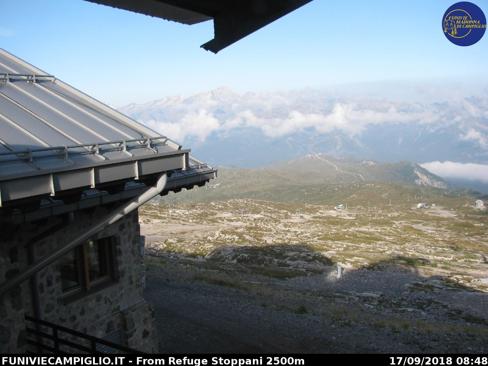Webcam Terrain Park Madonna Di Campiglio 2443 M Val Di Sole