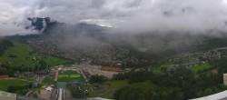 Garmisch-Partenkirchen - Great Olympic Hill of the ski stadium
