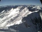 Tiroler Blick auf den Gipfel der Zugspitze