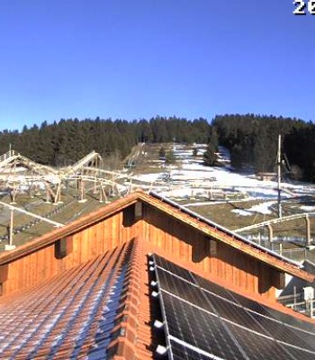 Toboggan Run, Bavarian Forest